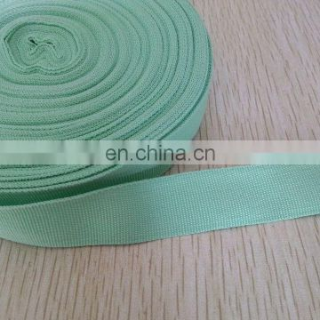 high quality flat woven polyester webbing