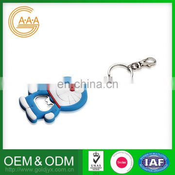 Lowest Price Oem Odm Silicone christian keychains personalized wholesale custom keychains