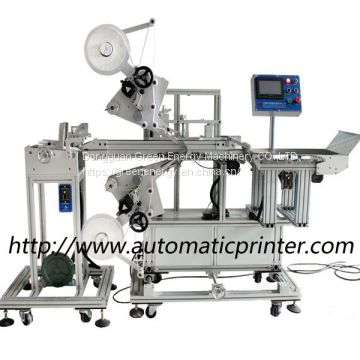automatic mobile phone film labeling machine