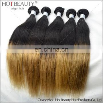 Unprocessed cheap price ombre hair B braiding hair bundles