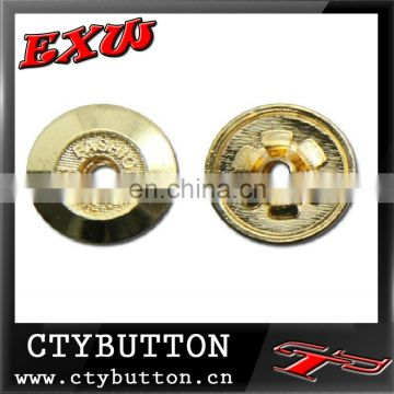 CTY-SO215 metal button clothing accessories