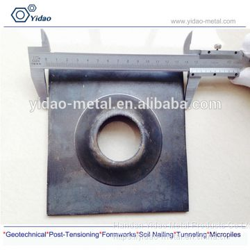 anchor plate used for thread bar