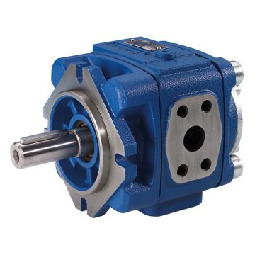 R900932163 2 Stage Drive Shaft Rexroth Pgh Hydraulic Piston Pump