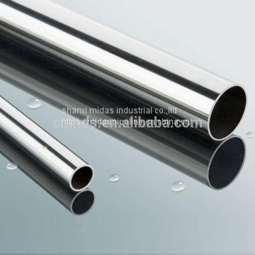 large diameter grade 304 stainless steel seamless pipe