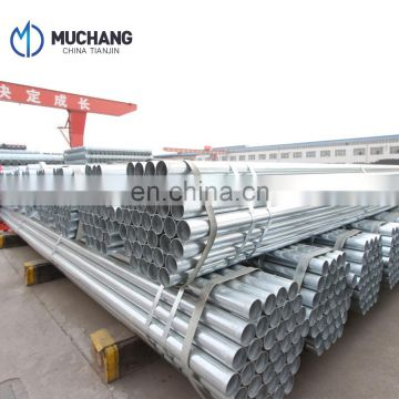 JIS G3452-2004 Standard Thick Wall ERW and GI steel pipe