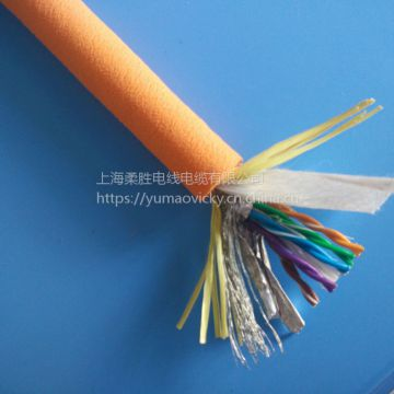 Monolayer Total Shielding Weather Resistance 2.5 Electrical Cable