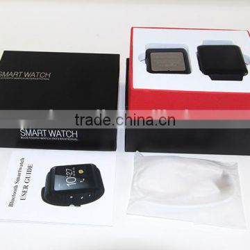 2G Android iOS WiFi Smart watch with camera