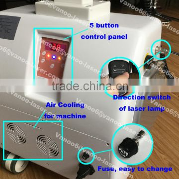 *2015 LLLT soft/cold diode laser permanent hair regrowth laser/hair stimulate beauty equipment