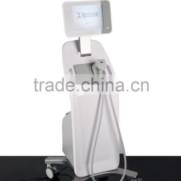 Pain Free WS-08 LipoSonix Machine Hifu For Wrinkle Removal System 5.0-25mm
