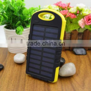 Cell Phone solar universal power bank for smartphone