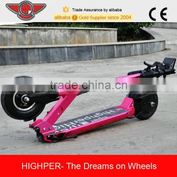 Folding Lithium Battery Power Electric Scooter for Adult (HP109E-A)