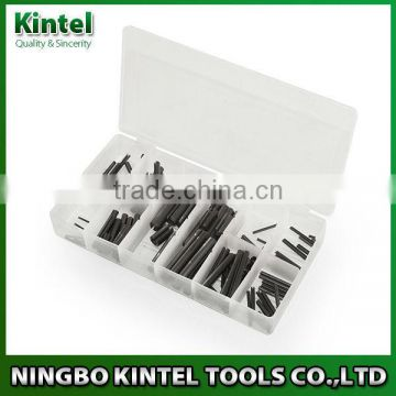 120pc roll pin assortment kit