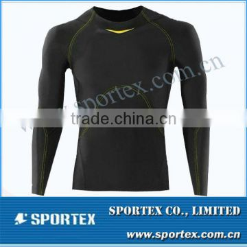 Comfortable body cut Sportex compression clothing, compression clothes, compression wear OEM#OM1302