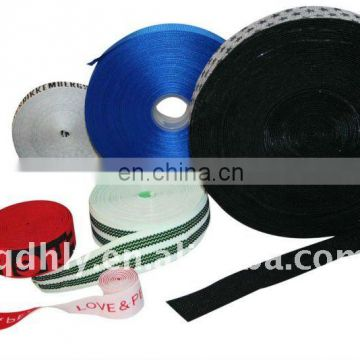 Webbing for garment accesories