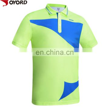 Wholesale sublimated men polo golf shirts