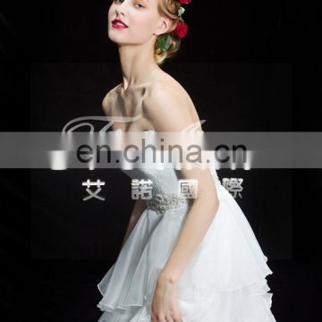 1A073 Top Quality China Factory Made Princess Sweetheart Wedding Dress