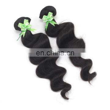Body wave hair extension 9a top brazilian virgin hair
