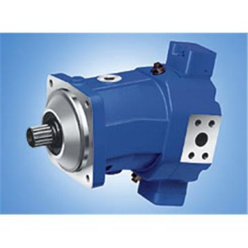 A4csg355hd3d/30r-vrd85f724de Rexroth A10vg Variable Displacement Piston Pump Leather Machinery Clockwise Rotation