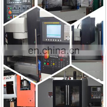 Vertical CNC Milling Machine VMC650 With Dealer Price