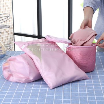Eco-friendly  laundry wash bag for home white or colors