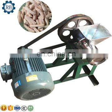Hot Popular cereal grain flour puffing machine/puffed millet rice corn powder bulking extruding machine