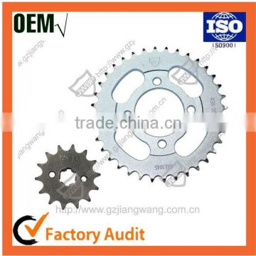 Factory Price Motorcycle Key Chain Sprocket Kits