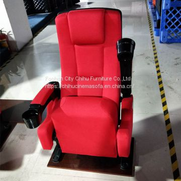 High quality fabric cinema seating,commercial rocking cinema chair