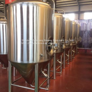 Beer brewing equipment beer making machine 300L beer fermentation tank