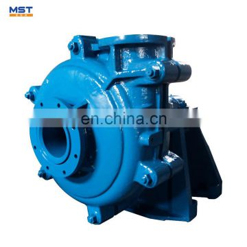 High pressure manure slurry pump