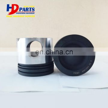 Diesel Engine Parts 6L 6LT 114mm Piston 4941393