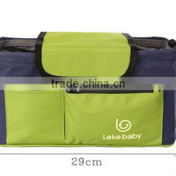 2015 New Fashion Design Multifunctional Baby Stroller Organizer/Cheap Baby Stroller Bags Trade Assurance Supplier