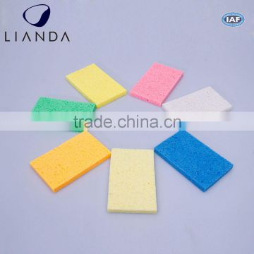 hot-sale kitchen cellulose sponge round Chinese wholesale