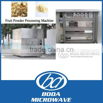 microwave vacuum drying machine herbal tea dryer