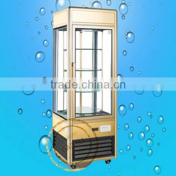 Hot Sale Automatic Constant Temperature Cake Display Cabinet(CL428FLx4)