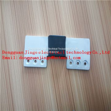 Produce copper foil soft connector electric use
