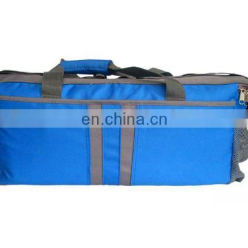 blue outdoor cooler bag/thermal bag in good quality