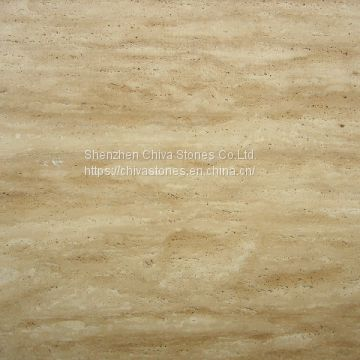 Beige Travertine Iran Silver Grey Travertine Tiles Travertine French Tiles Paving Tilesb Walkway Paver Tiles