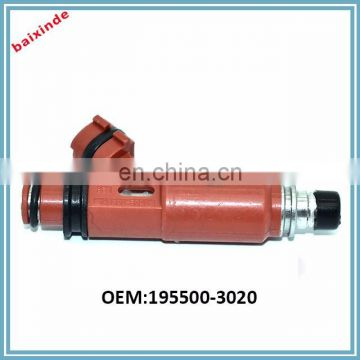 FOR MAZDA 323 PETROL ENGINE ORANGE FUEL INJECTOR 195500-3020