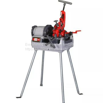 electric pipe cutting threading machine