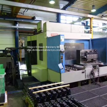 TOYODA FH80S twin tables horizontal machining center