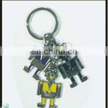 2018 Wholesale Custom Made Cool Metal Key Ring Key Chain With Logo