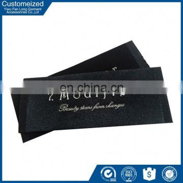 Fashion Fancy Customized Design printed clothing brand labels