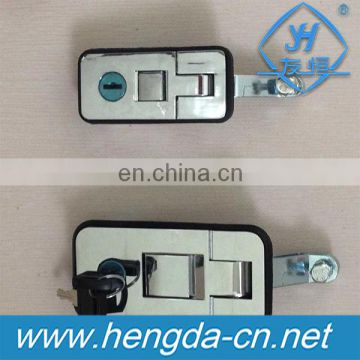 YH9155 Flat trailer lock Tent trailer type flat hook lock