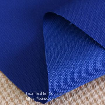 Polyester 600D Cordura Oxford Fabric Pu Coating