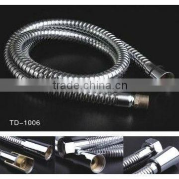 rubber shower hose