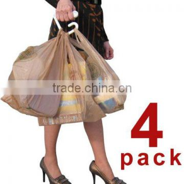 BAG-MATE HANDLE CARRIER FOR PLASTIC GROCERY BAGS HIGHEST QUALITY and MOST COMFORTABLE HANDLE