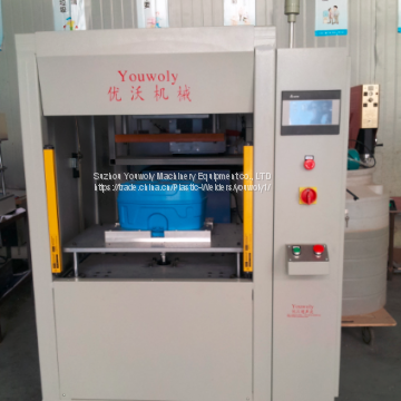 High Frequency Vibration Friction Welding Machine for Glove Box