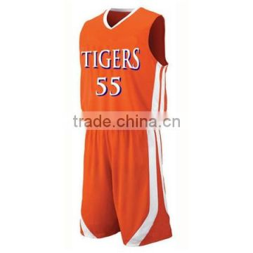 2016 Custom design basketball uniform