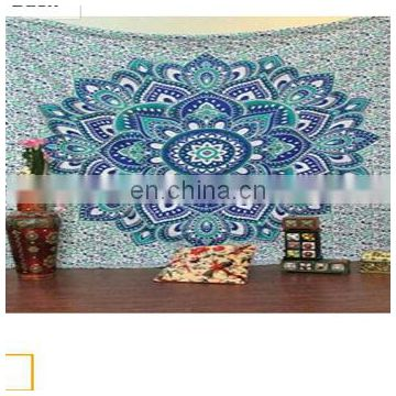 wholesale large mandala throw round beach towel