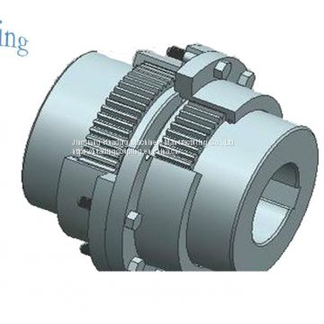 GICL Type Drum Gear Coupling